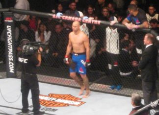 Cowboy Cerrone at UFC 206