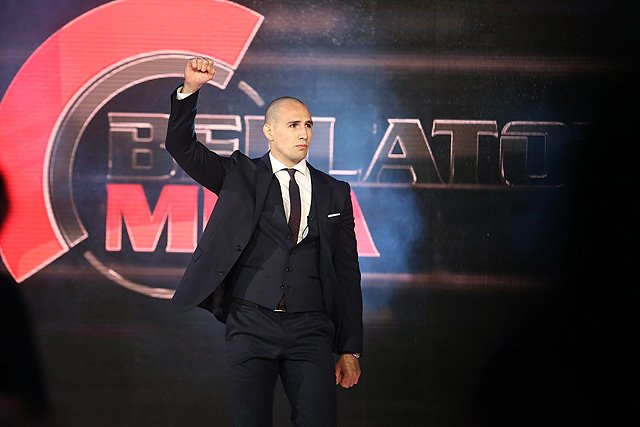 Rory MacDonald to Fight Douglas Lima for Bellator Welterweight Title in January