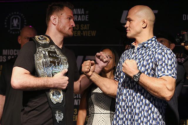 UFC 211 Junior dos Santos Stipe Miocic