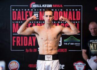 Bellator 179 Rory MacDonald