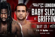 Baby Slice Bellator 179