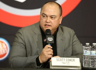 Bellator CEO Scott Coker