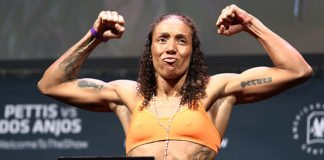 Germaine de Randamie/UFC