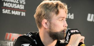 UFC bonuses - Gustafsson wins