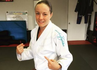 Invicta FC signing Jillian DeCoursey