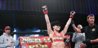 Andrea KGB Lee