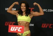 MMA Huh Julianna Pena UFC Sacramento