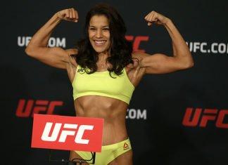 MMA Huh Julianna Pena