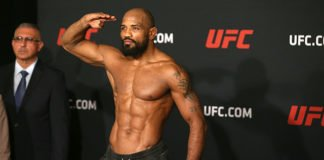 UFC 213 Yoel Romero