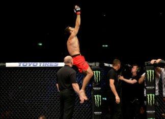 UFC Stockholm Peter Sobotta