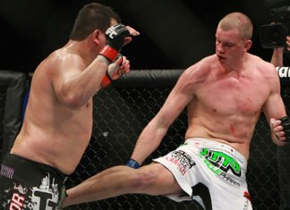 UFC Rotterdam Stefan Struve