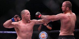 UFC Stockholm's Volkan Oezdemir