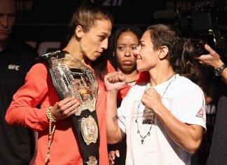 UFC 211 Joanna Jedrzejczyk Jessica Andrade