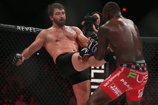 UFC Fight Night: Norfolk Grabs Heavyweights Andrei Arlovski, Junior Albini