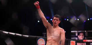 Bellator 180 fighter Chinzo Machida will face James Gallagher