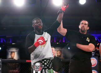 Curtis Millender (Bellator), who headlines LFA 13