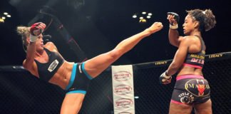 Where does Holly Holm go after UFC Singapore?