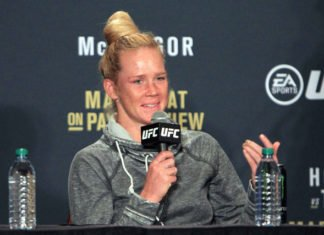 UFC Singapore headliner Holly Holm