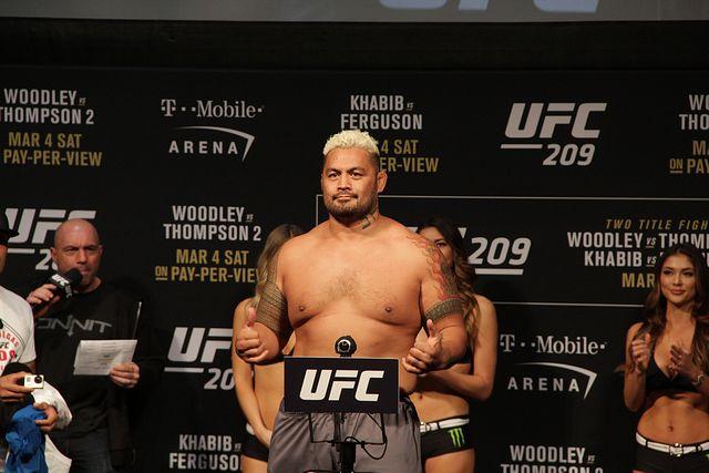 UFC Auckland Mark Hunt