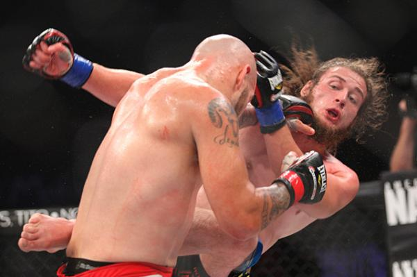 UFC Oklahoma City aka UFC Fight Night 112 Chiesa vs. Lee