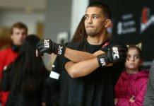 UFC 216 UFC Auckland / UFC Fight Night 110 's John Moraga from Fox Sports 1 Prelims