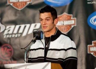 Former UFC fighter Josh Grispi