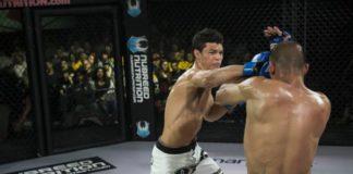 Alan Jouban UFC