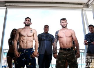 Jon Fitch - Professional Fighters League