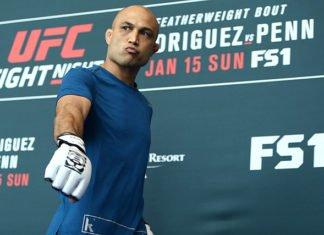BJ Penn, UFC 237, Clay Guida