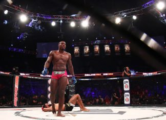 Bellator 180 Phil Davis