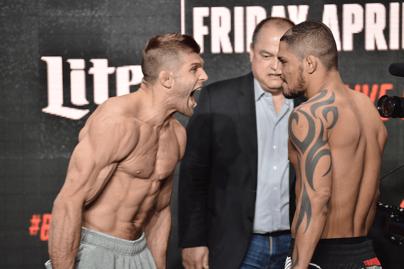 Brent Primus Fight Results, Record, History, Videos