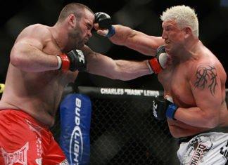 Tim Hague UFC