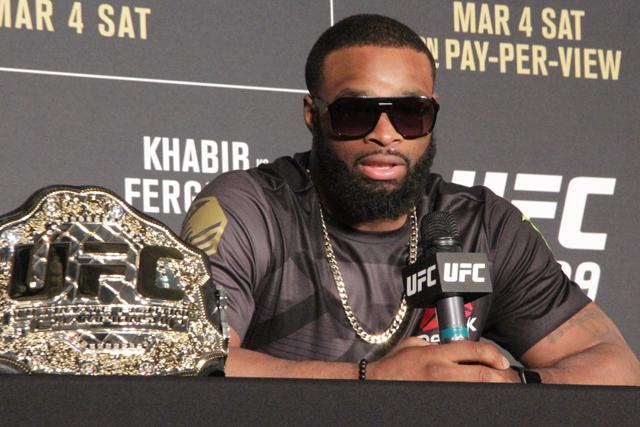 Tyron Woodley Demian Maia Darren Till UFC 214 UFC 228