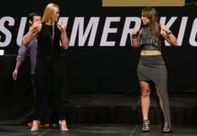 UFC Singapore Holly Holm Bethe Correia