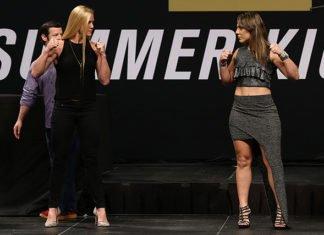 UFC Singapore Holly Holm Bethe Correia