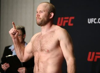 Tim Boetsch scored a big win at UFC Oklahoma City against Johny Hendricks
