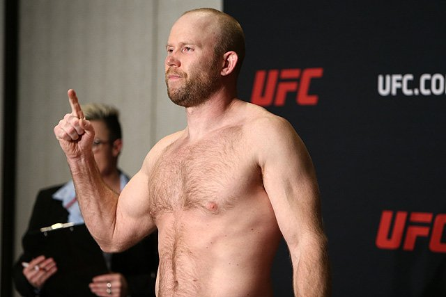 Tim Boetsch scored a big win at UFC Oklahoma City against Johny Hendricks