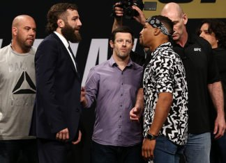 UFC Oklahoma City Michael Chiesa Kevin Lee