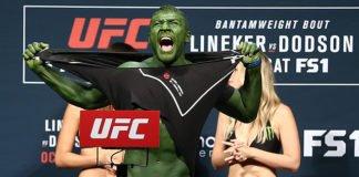 UFC Auckland Ion Cutelaba
