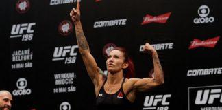 Cris Cyborg MMA UFC