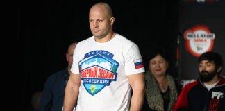 Bellator NYC co-headliner Fedor Emelianenko will face Matt Mitrone