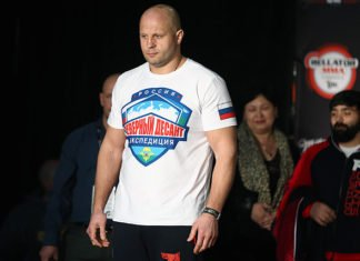 Bellator NYC co-headliner Fedor Emelianenko will face Matt Mitrone
