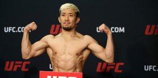 UFC Auckland Mizuto Hirota