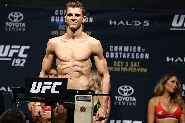 UFC Auckland UFC 219 Dan hooker