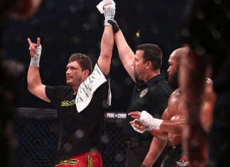 Matt Mitrione Bellator NYC - Mitrione will face Ryan Bader next