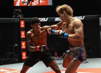 ONE Championship Adriano Moraes
