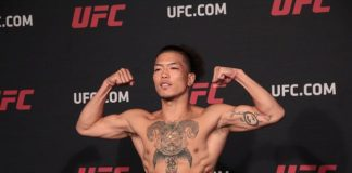 Teruto Ishihara The Ultimate Fighter 25 Finale