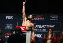 Jimmie Rivera UFC Fight Island 1