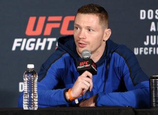 Joe Duffy UFC London Marc Diakiese
