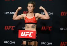 Leslie Smith will open the UFC Glasgow card
